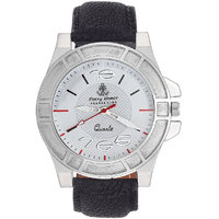 Ferry Rozer White Dial Analog Watch