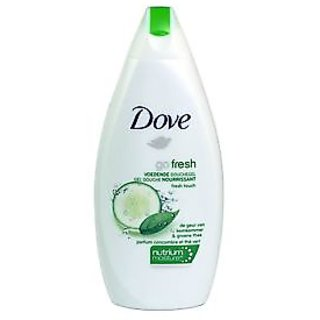 Dove Go Fresh Touch Cool Moisture Body Wash Cucumber and Green Tea 500ML