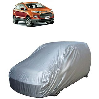 Autoplus Car Cover For Ford Eco Sports(Silver C-6xl)