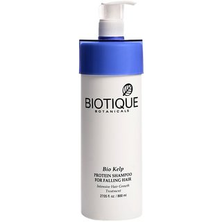 Biotique 452043 Bio Kelp Fresh Growth Protein Shampoo (1000 ml)