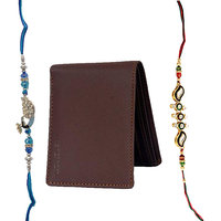 Mohit Special Rakhi  Gift Set Combo Of  2 Rakhis And Br - 94072629