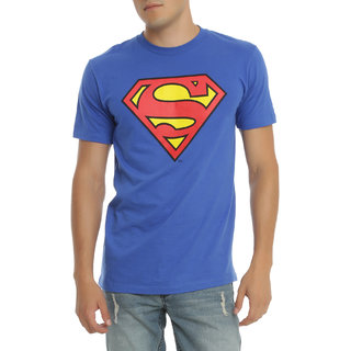 Comics Superman Logo T-Shirt