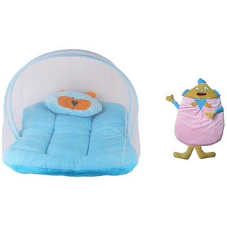 Chhote Janab Baby Bedding Set With Sleeping Bag