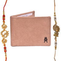 Mohit Rakhi Exclusive Gift Set Combo Of 2 Rakhis, Walle