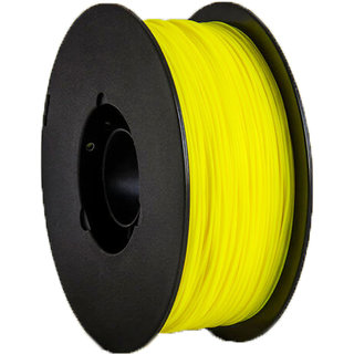 Flashforge 3d Printer Filament PLA (Yellow, 1.75mm, 1/kg)