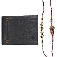 Mohit Special Rakhi  Gift Set Combo Of  2 Rakhis And Br