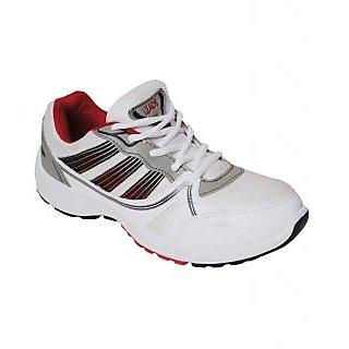 Noor Footwear Red Sport Shoes