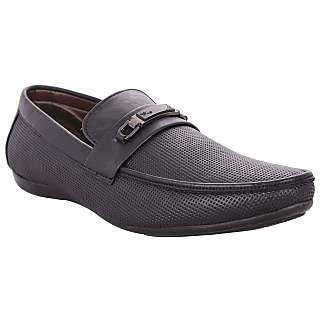 Worf Black Casual Shoes