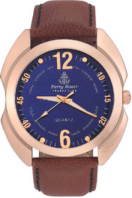 Ferry Rozer Blue Dial Analog Watch For Men