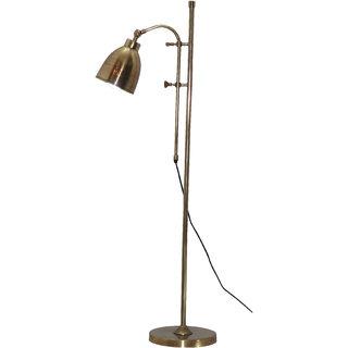 Shiny Industrial Floor Lamp
