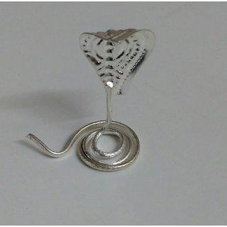 Snake - Naga - Silver Plated for Pooja, Worship