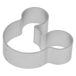 Futaba Aluminium Mickey Mouse Cookie Cutter