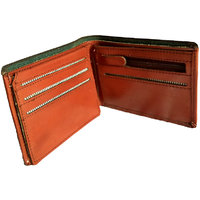 GoShamoy Brown Leather Wallet With Card Holder Option Luxury designed