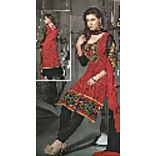 cotton party wear designer suit