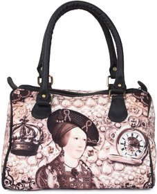 Zoe Makhoa Queen Elizabeth Handbag