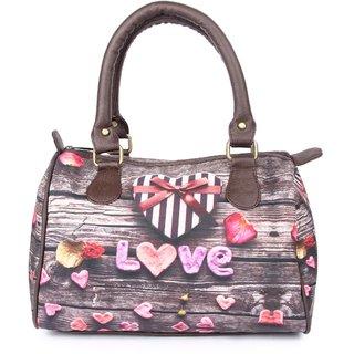 Zoe Makhoa Love and Hearts Handbag