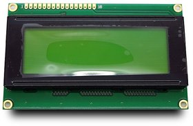 20x4 Line LCD Display With backlight HD44780 for 8051