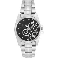 Ferry Rozer Black Dial Analog Watch For Women (FR5019BL