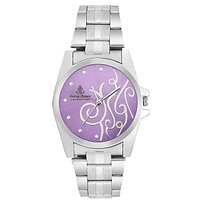Ferry Rozer Purple Dial Analog Watch For Women (FR5019PL)
