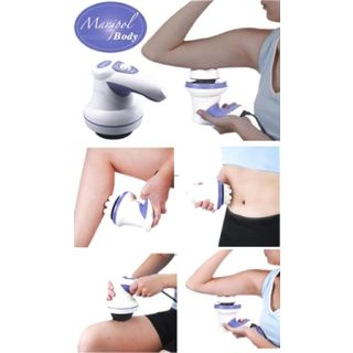Manipol Body Massager Massaggiatore Pain Reliver Portable Massage Relax Muscles