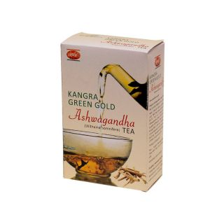Khadi Ashwagandha Green Gold Tea