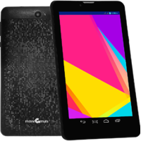 MoreGmax Cheapest 4G Tablet With Free 1 Year Internet Reliance GSM (7 Inch, 1GB/8GB, Wifi, Dual Sim,4G LTE )