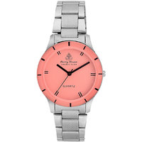 Ferry Rozer Orange Dial Analog Watch For Women (FR5036)
