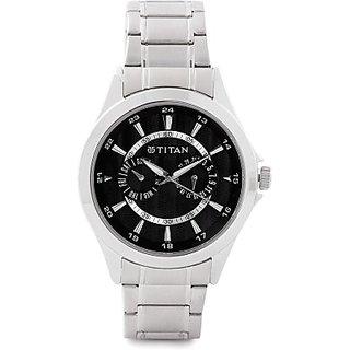 Titan 9323SM02 Octane Analog Watch