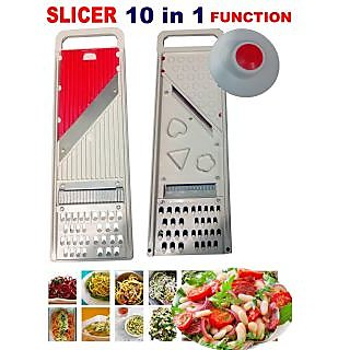 Vegetable Slicer 10 in 1 Function