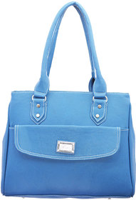 Lady queen blue casual bag