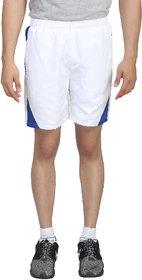 Trendy Trotters White Men Shorts