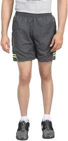 Trendy Trotters Grey Men Shorts