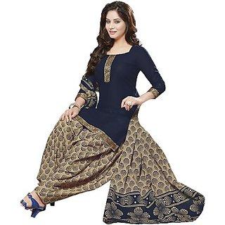 SuitsOn Cotton Printed Salwar Suit Dupatta Material (Unstitched)