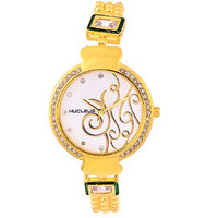 Nucleus Analog Watch For Formal  Casual Wear For Women