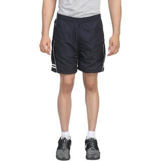 Trendy Trotters Black Men Shorts