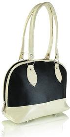Clementine Black White Handbag sskclem25