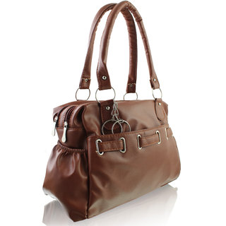 Clementine Brown Handbag sskclem90