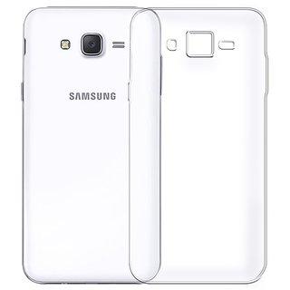 MuditMobi Soft Silicone TPU Crystal Soft Transparent Back Case Cover For- Samsung Galaxy J2