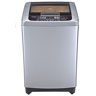 LG T8567TEELR 7.5 KG Top Load Fully Automatic Washing Machine (Available in Delhi NCR Only )