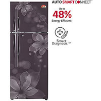LG 284 L GL-U302JGOL Frost Free Double Door 4 Star Refrigerator - Graphite Orchid (Available in Delhi NCR Only )