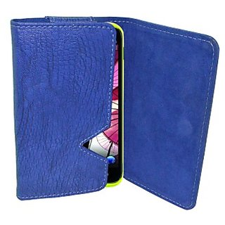 Totta Wallet Case Cover for Allview X1 Xtreme Mini (Blue)