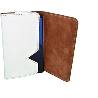 Totta Wallet Case Cover for BLU Vivo Air (White)