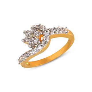 Inaya White Women Ring