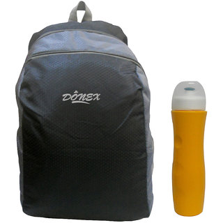 Combo Donex Kool School/College Backpack with Trueware Sipper  1293
