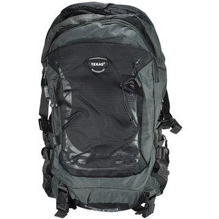 Texas USA Exclusive Imported Black Trekking BagPack TXtrek22651black TXtrek22651black