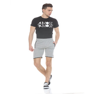 Sweet Dreams Grey Short Shorts for Men