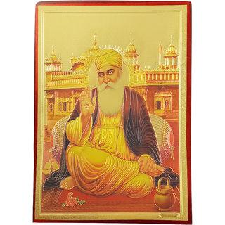 Guru Nanak Photo Frame