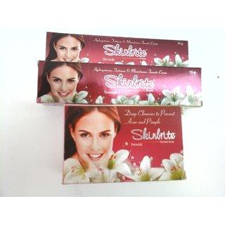 SKIN BRITE Cream  Soap (Pack of 2)