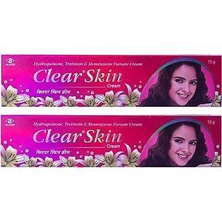 Clear Skin Cream ( Pack of 2)