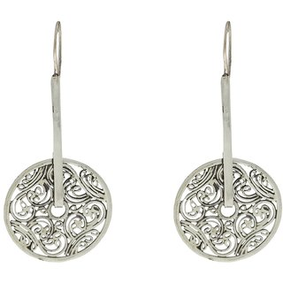 AMOI Sterling silver 92.5 Earrings for Women